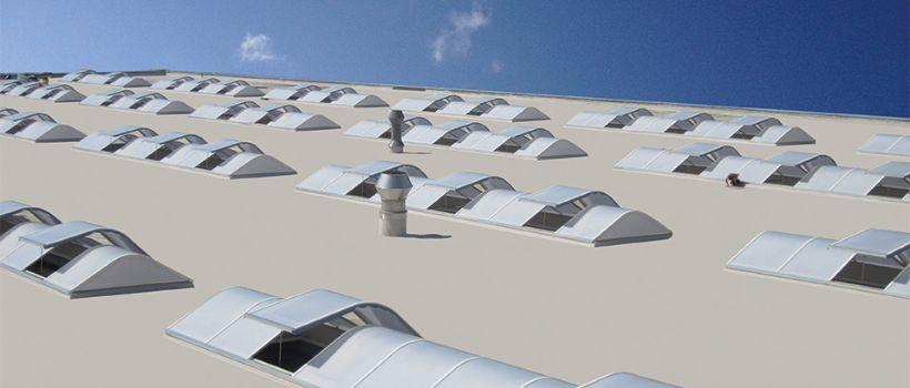 Lichtbänder Isba Ag Tageslichtsysteme Aus Der Schweiz