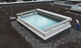 Fenêtres Pour Toit Plat Fdf Isba Ag Tageslichtsysteme Aus Der Schweiz